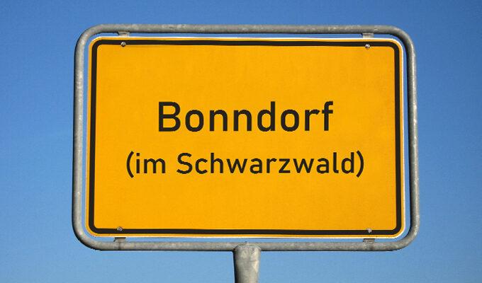 Schwarzwaldhof Nicklas - Bürgermeister Bonndorf