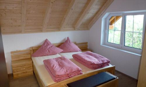 Schwarzwaldhof Nicklas - Loft Elternschlafzimmer