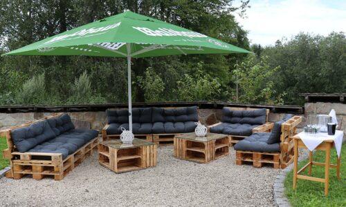 Schwarzwaldhof Nicklas - Lounge Garten