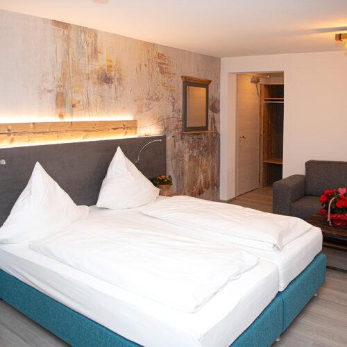 Schwarzwaldhof Nicklas - Premium-DZ OG Haslach Zimmer